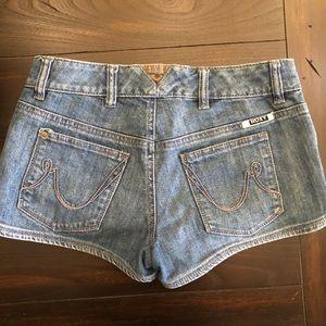 Roxy Shorts - Roxy denim shorts
